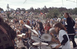 Progg - Gärdet festival 1971