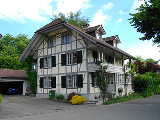 Muri bei Bern - Traditional style house in Gümligen