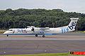 G-JECF Dash 8Q-402 FlyBe(Adam Stansfield) DUS 23JUN12 (7433354258).jpg