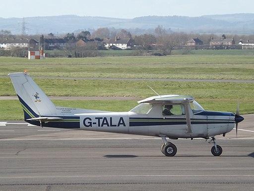 G-TALA Cessna 152 (24757625080)