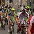 GPC Quebec 2012, Liquigas Moreno Moser, Juraj Sagan, Peter Sagan.jpg