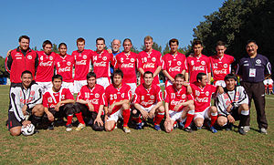 Greenland national football team - Greenland national team in Northern Cyprus