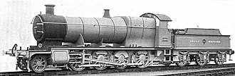 GWR 2800 Class - GWR 2803 in photographic grey livery.