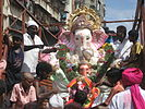 Ganesh Idol in Mumbai.jpg