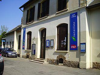 Ablon-sur-Seine - Ablon railway station