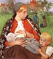 Gari Melchers Madonna of the Fields.jpg