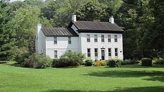 Pierce Township, Clermont County, Ohio - Gaskins-Malany House