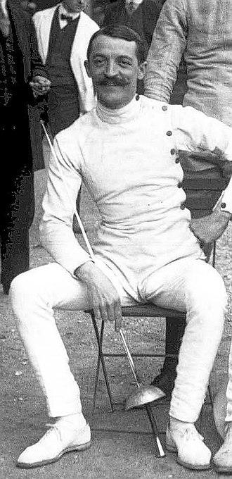 Gaston Alibert - Image: Gaston Alibert 1908