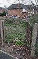 Gate on Falloden Way - geograph.org.uk - 838517.jpg