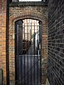 Gate to alley - geograph.org.uk - 1189494.jpg