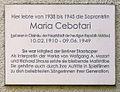 Gedenktafel Hessenallee 12 Maria Cebotari.JPG