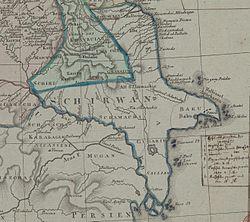Gegeichnet von I.C.M. Reinecke. Schirwan. 1804.jpg