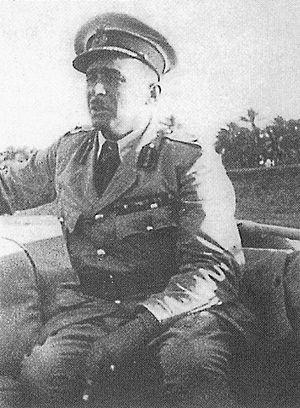 Edmund Ironside, 1st Baron Ironside - Ironside in Iran in 1920