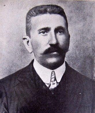Venezuelan crisis of 1895 - General Domingo Sinfontes