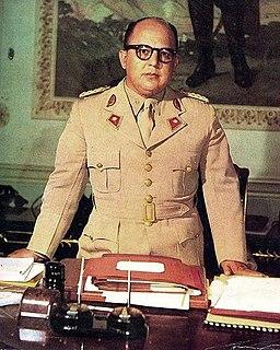 Marcos Pérez Jiménez Venezuelan military officer and dictator of Venezuela (1950-58)