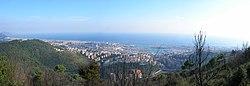 Genova - Panorama da Righi.JPG