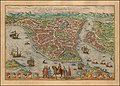 Georg Braun & Frans Hogenberg - Byzantium Nunc Constantinopolis.jpg