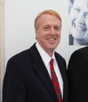 George Barker (Virginia politician) - Barker in 2009