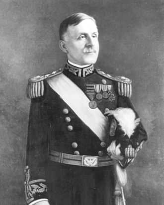 George Barnett - 12th Commandant of the Marine Corps of the United States Marine Corps (1914–1920)