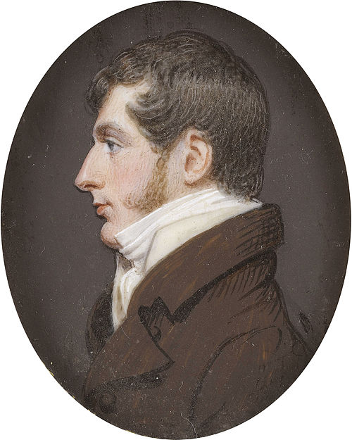 George granville sutherland leveson gower, 2nd duke of sutherland, by english school circa 1810