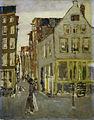 George Hendrik Breitner - De Lauriergracht bij de Tweede Laurierdwarsstraat.jpg