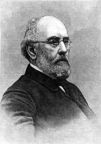 George Ripley (transcendentalist) - George Ripley as he appeared in his later years.