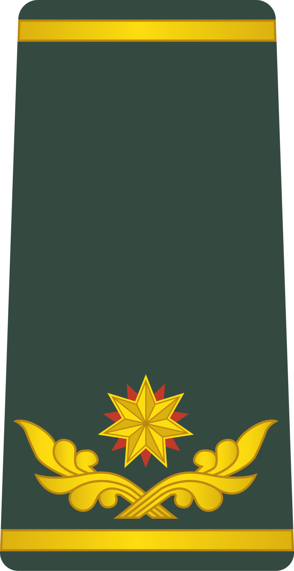 Georgia Army OF-7