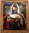 Giacomo francia, madonna in gloria, quattro santi e sei monache, 1515 ca.jpg