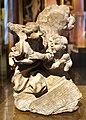 Gianlorenzo bernini, studio per una angelo e un cherubino della gloria della cathedra petri, 1660 ca. (fi, museo horne).jpg
