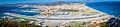 Gibraltar runway panorama (16357410072).jpg