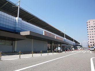Hashima, Gifu - Gifu-Hashima Station
