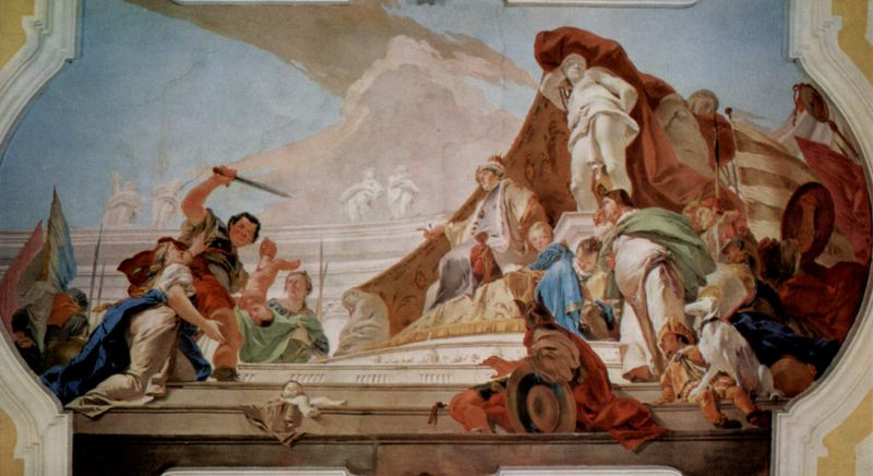 [peinture] Vos oeuvres préférées - Page 2 800px-Giovanni_Battista_Tiepolo_061