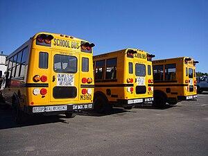 Girardin Minibus - Girardin MB-II, rear view