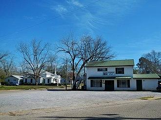 Glenwood, Alabama - Glenwood in 2012
