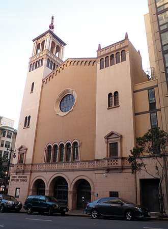 Glide Memorial Church - Glide Memorial Church