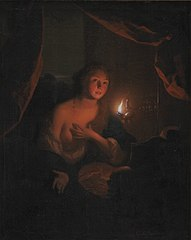 The Penitent Saint Mary Magdalene