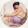 Godward A Grecian Girl 1908.jpg