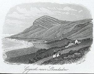 Gogarth, near Llandudno