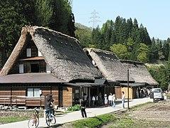 Gokayama ainokura gassho shuraku 20050504 5.jpg