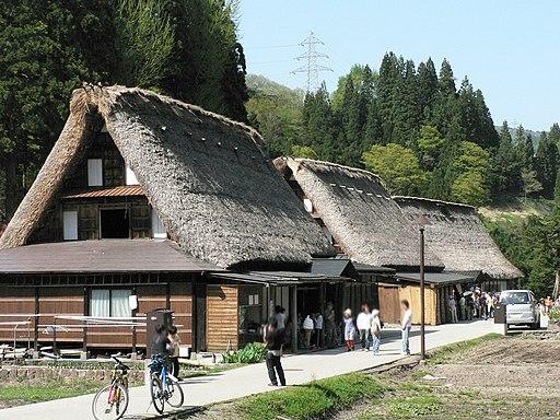 Gokayama ainokura gassho shuraku 20050504 5