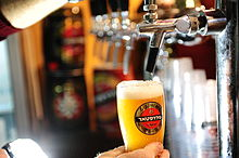 Goldstar beer from the tap.JPG