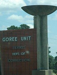GoreeUnitHuntsvilleTX.jpg · Thomas Goree Unit is located in Texas & Thomas Goree Unit - WikiVisually