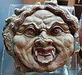 Gorgoneion dal tempio di belvedere, orvieto, fine V sec. ac..JPG