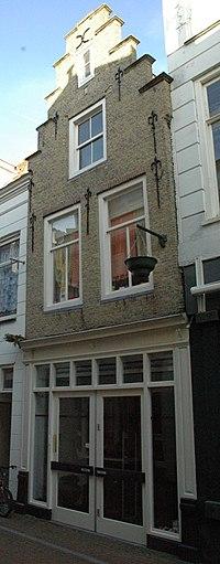 Gorinchem - rijksmonument 16636 - Langendijk 47 20120311.jpg
