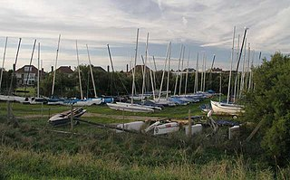 Goring-by-Sea village in United Kingdom