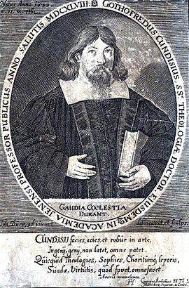 Gottfried Cundisius