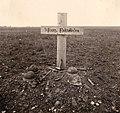 Grabkreuz für gefallene französische Soldaten 1940.jpg