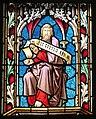Gramastetten Pfarrkirche - Fenster II 2a Prophet.jpg
