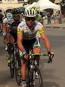 Grand Prix Cycliste de Québec 2012, Fumiyuki Beppu & Simon Gerrans (7987571174)