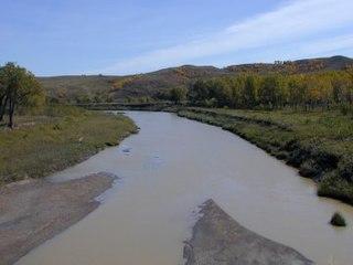 Grand River (South Dakota) tributary of the Missouri River in South and North Dakota
